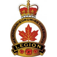 Logo of Royal Canadian Legion