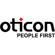 Logo of Oticon