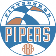 Logo of Pittsburgh Pipers