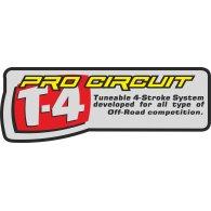 Logo of Pro Circuit T-4