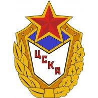Logo of CSKA