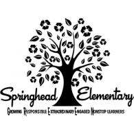 Logo of Springhead Elementary School