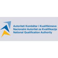 Logo of Autoriteti Kombetar i Kualifikimeve