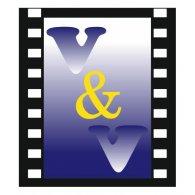Logo of V&V Film Production