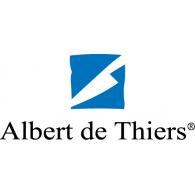 Logo of Albert de Thiers