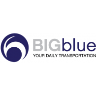 Logo of Big Blue Bus