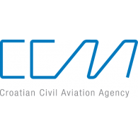 Logo of Croatian Civil Aviation Agency