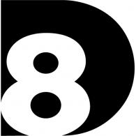 Logo of D8