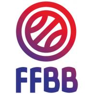 Logo of Fédération Française de Basketball