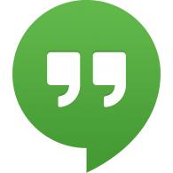 Logo of Google Hangouts