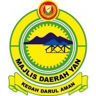 Logo of MAJLIS DAERAH YAN