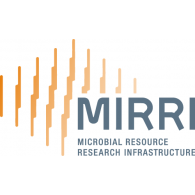 Logo of MIRRI - Microbial Resource Research Infrastructure