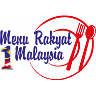 Logo of Menu Rakyat 1 Malaysia