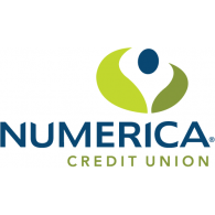 Logo of Numerica Credit Union