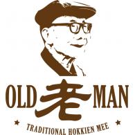Logo of Old Man Hokkien Mee (Singapore)