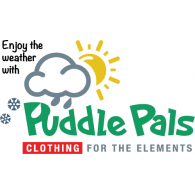 Logo of Puddle Pals - Clothing for the elements
