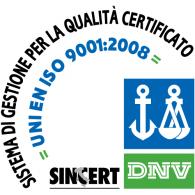 Logo of SINCERT 9001-2008