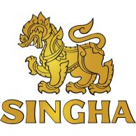Logo of Singha