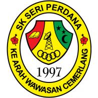 Logo of SK Seri Perdana