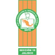 Logo of SNTE Secc 16