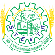 Logo of STEVTA
