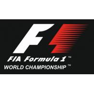 Logo of FIA Formula 1 World Championship