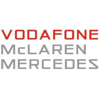 Logo of Vodafone McLaren Mercedes