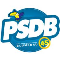 Logo of PSDB | Blumenau