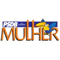 Logo of PSDB Mulher | Blumenau