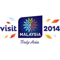 Logo of Visit Malaysia 2014