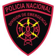 Logo of 105 Policia Nacional Del Peru