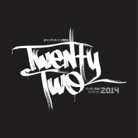 Logo of 22th Anniversaty Spin Force Crew
