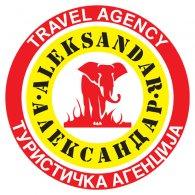 Logo of Aleksandar Travel Agency