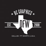 Logo of BC Graphics DFW