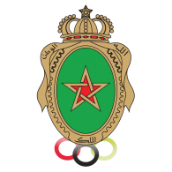Logo of AS Forces Armées Royales FAR Rabat