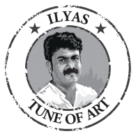 Logo of ilyas Tune of Art