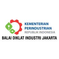 Logo of Balai Diklat Industri Jakarta Kementerian Perindustrian Republik Indonesia