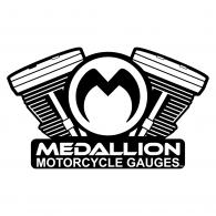 Logo of Medallion Motorcycle Gauges