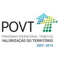 Logo of POVT - Programa Operacional Temático