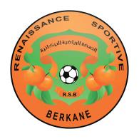 Logo of Renaissance Sportive Berkane RSB