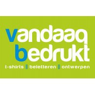 Logo of Vandaag Bedrukt