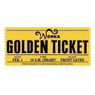 Logo of Wonka Golden Ticket