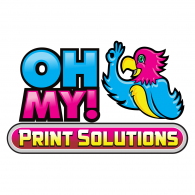 Logo of Oh my Print Solutions