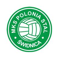 Logo of Miejski Klub Sportowy Polonia-Stal Swidnica