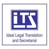 Logo of Ideal Legal Translation