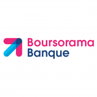 Logo of Boursorama Banque