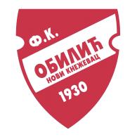 Logo of FK Obilić Novi Kneževac
