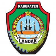 Logo of Kabupaten Landak