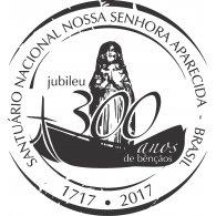 Logo of Selo do Jubileu 300 Anos Nossa Senhora Aparecida