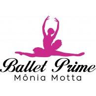 Logo of Ballet Prime Mônia Mota